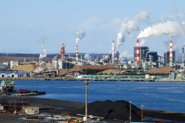三菱製紙八戸工場